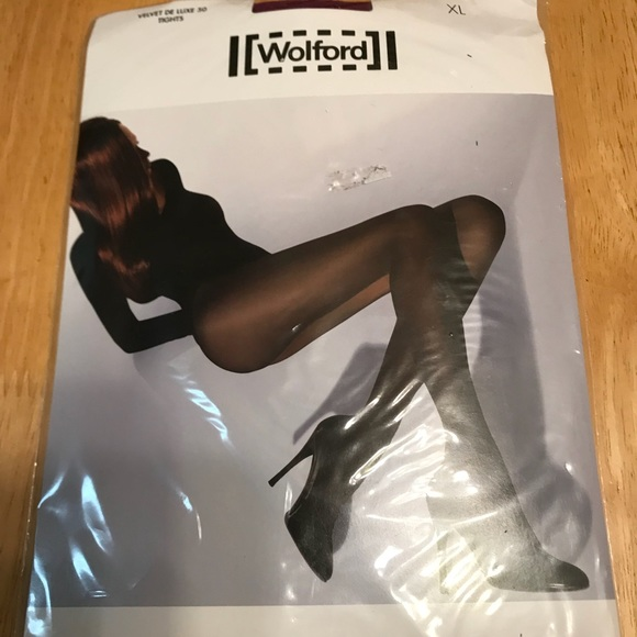 7be41e0b2ff Wolford Velvet De Luxe 50 Tights Pantyhose